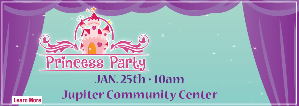 Sign up for our Princess Partys